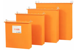 PCB廃棄物保管のイメージ