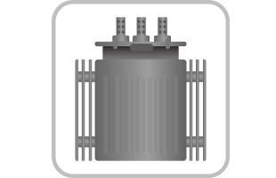 変圧器劣化診断のイメージ